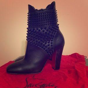 Christian Louboutin Pragouise studded boot